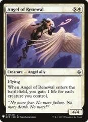 Angel of Renewal (U)
