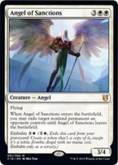 Angel of Sanctions (MR)