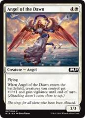 Angel of the Dawn (C) (Foil)