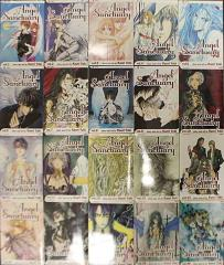 Angel Sanctuary - Complete Manga Collection