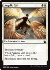Angelic Gift (C) (Foil)
