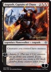 Angrath, Captain of Chaos (U) (Foil)