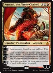 Angrath, the Flame-Chained (P) (Foil)