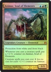 Animar - Soul of Elements (Oversized) (Foil)