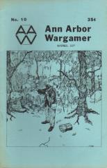 """#10 """"Desert War, PanzerBlitz, Chattanooga"""""""