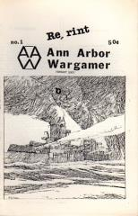 "#1 ""Wooden Ships & Iron Men - Gibraltar Bay"" (Reprint Edition)"