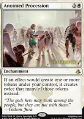 Anointed Procession (P) (Foil)