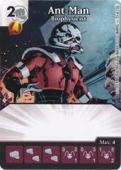 Ant-Man - Biophysicist