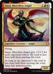 Anya, Merciless Angel (MR) (Foil)