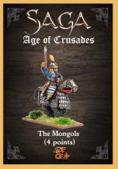 Mongol Warband