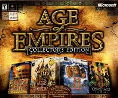 Age of Empires Collector's Edition - Limited Edition