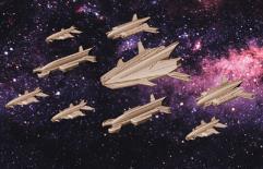 Cascor Core Squadron Box