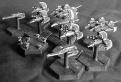 Centauri Core Squadron Box