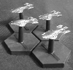 Minbari Torotha Assault Frigate