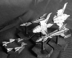 Minbari Core Squadron Box