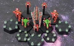Narn Regime Support Squadron Box