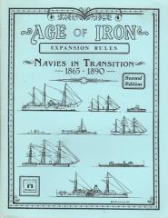 Age of Iron Expansion Rules - Navies in Transition, 1865-1890 (2nd Edition)