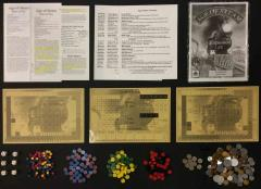 Age of Steam Collection - Base Game + 3 Expansions!