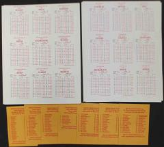APBA Journal Reprint Set