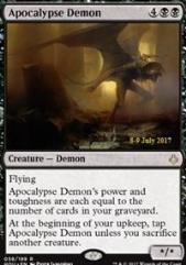 Apocalypse Demon (P) (Foil)