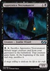 Apprentice Necromancer (U) (Foil)