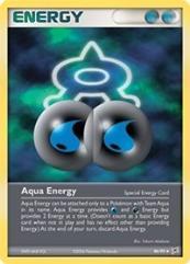 Aqua Energy (U) #86 (Reverse Holo)