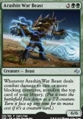 Arashin War Beast (P)