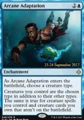 Arcane Adaptation (P) (Foil)