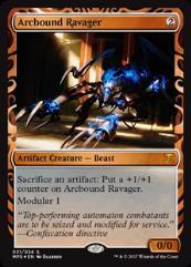 Arcbound Ravager (MR) (Foil)