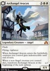 Archangel Avacyn (P) (Foil)