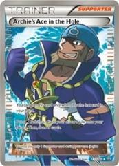 Archie's Ace in the Hole (157 Full Art) (Ultra R) #157 (Holo)