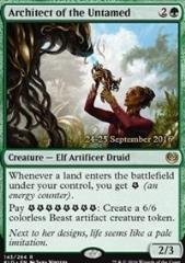 Architect of the Untamed (P) (Foil)