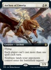Archon of Emeria (Extended Art) (R)