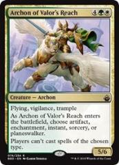 Archon of Valor's Reach (R)