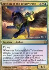 Archon of the Triumvirate (P) (Foil)