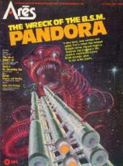 #2 w/Wreck of the B.S.M. Pandora