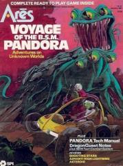 #6 w/Voyage of the B.S.M. Pandora