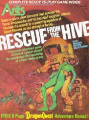 #7 w/Rescue from the Hive & DragonQuest Adventure