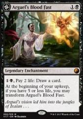 Arguel's Blood Fast (MR) (Foil)