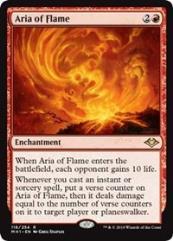 Aria of Flame (R)