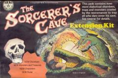 Sorcerer's Cave - Extension Kit