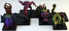 Arkham Horror Monsters - Collection of 8