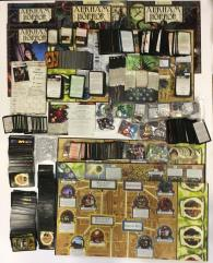 Arkham Horror Collection - Base Game + 3 Expansions!