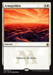 Armageddon (MR) (Foil)