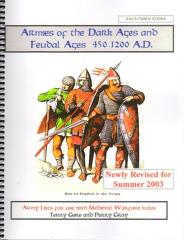 Armies of the Dark Ages and Feudal Ages - 450-1200 AD