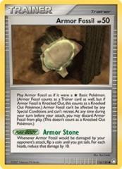 Armor Fossil (C) #116