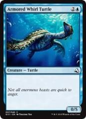 Armored Whirl Turtle (C)