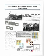 Death Ride Kursk - Army Detachment Kempf Enhancement