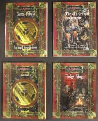 Ars Magica Starter Collection - 4 Books!