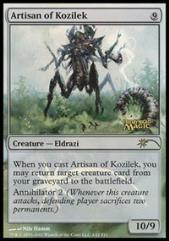 Artisan of Kozilek (P) (Foil)